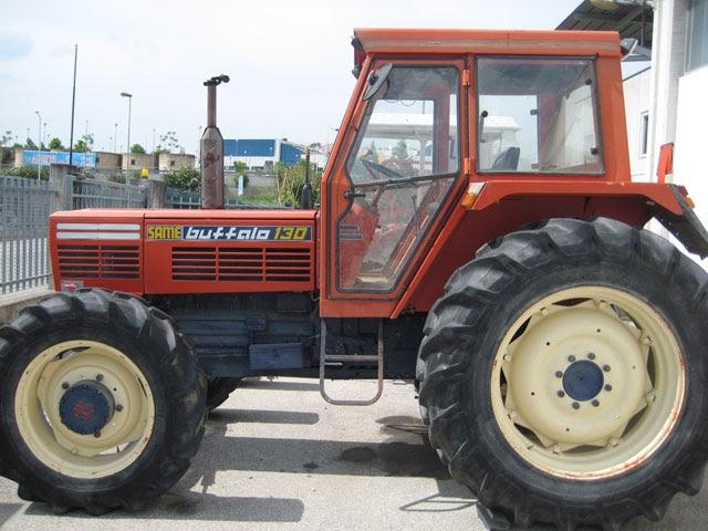 Attrezzature agricole trattore same usato for Attrezzatura agricola usata lazio