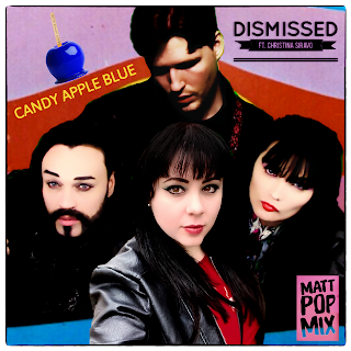 Candy Apple Blue Dismissed Matt Pop
