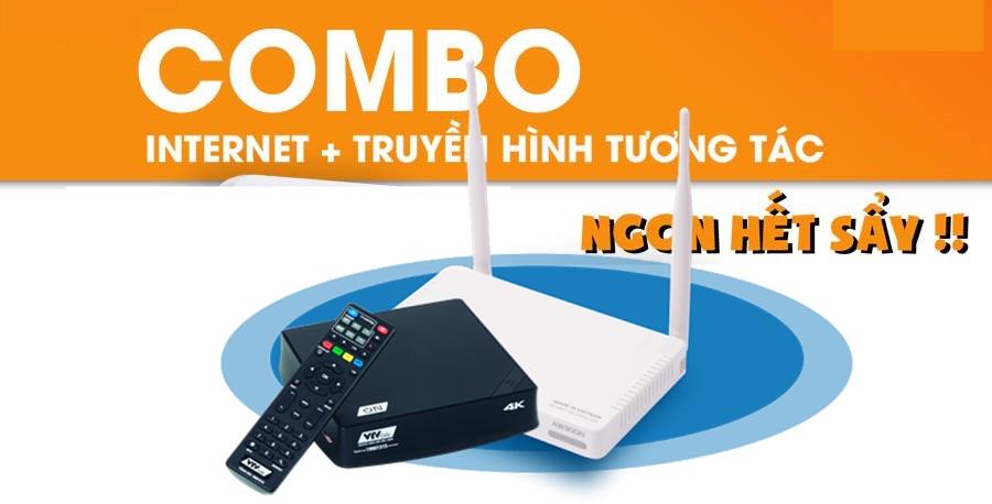 Ưu đãi giá cước khi đăng ký trọn gói Internet + Truyền hình cáp HD của VTVcab tại Vũng Tàu