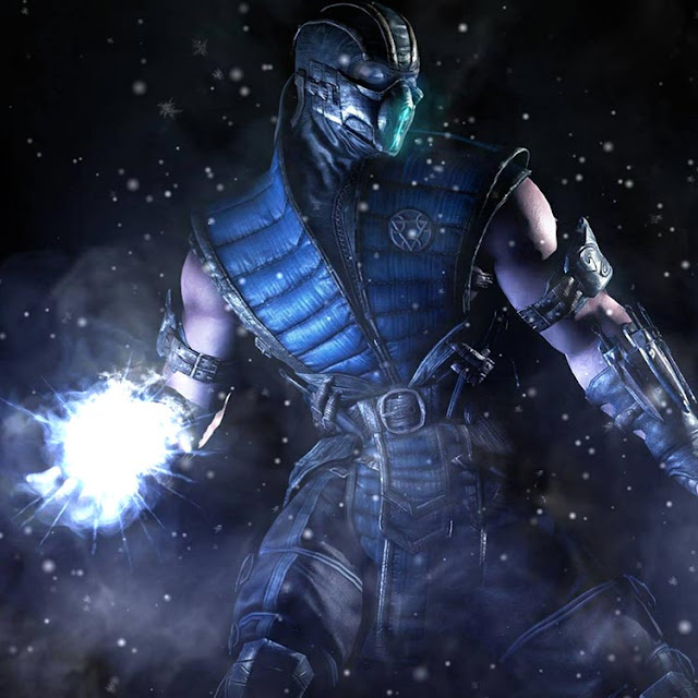 Sub-Zero (Mortal Kombat) Wallpaper Engine