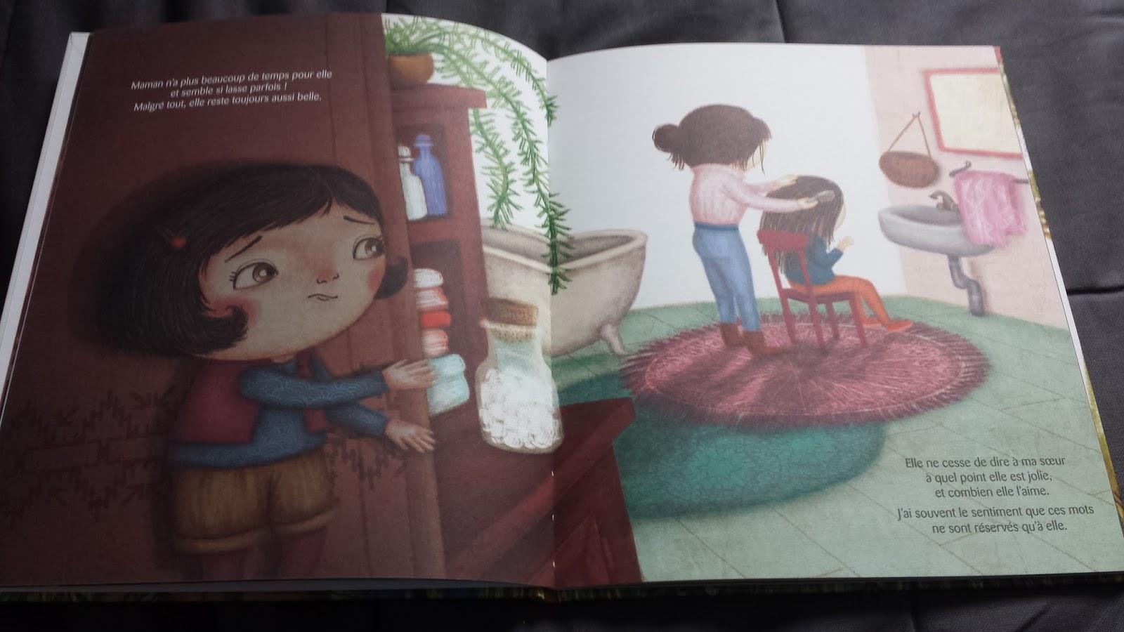 Cinq Filles Et Un Petit Plus Le Livre Ma Grande Sœur