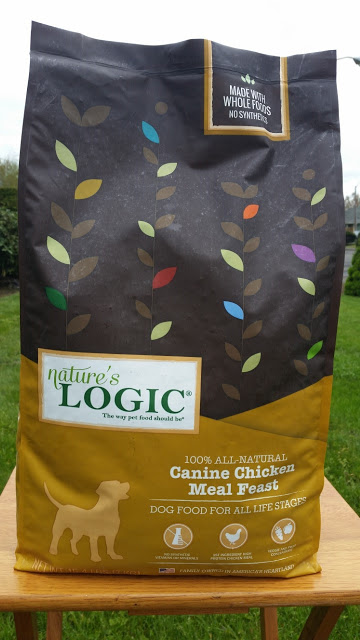 Nature's Logic Pet Food Is Perfect For Our Furry Friend