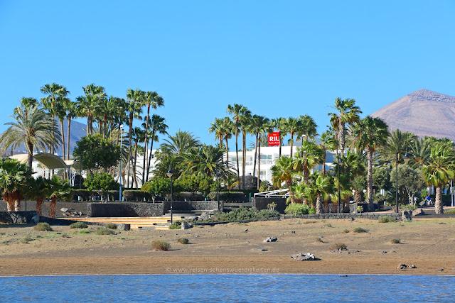 Hotel Riu Paraiso Lanzarote Resort am Playa de los Pocillos in Puerto del Carmen