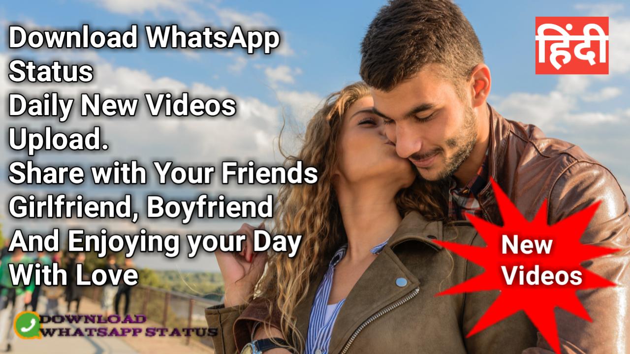 Whatsapp Status In Hindi New Cute Love Whatsapp Status Video