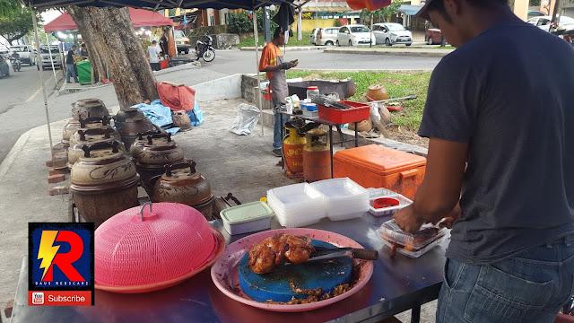 Ayam Pasu Klasik sedap Cheras