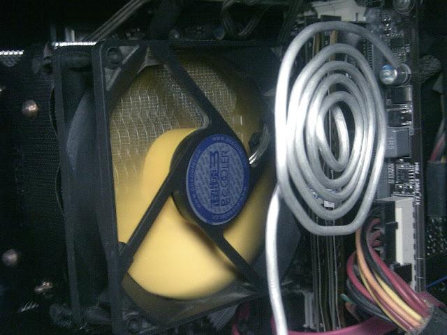 Eksperimen: Mendinginkan VGA dengan Kawat Aluminium