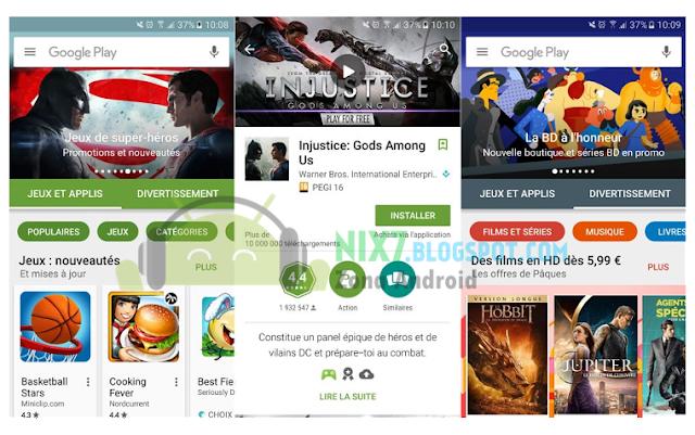 Google Play Store 6.7.13 Terbaru Free Download APK