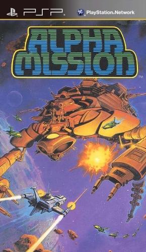 Alpha Mission [Ingles] [PSP] [ISO]