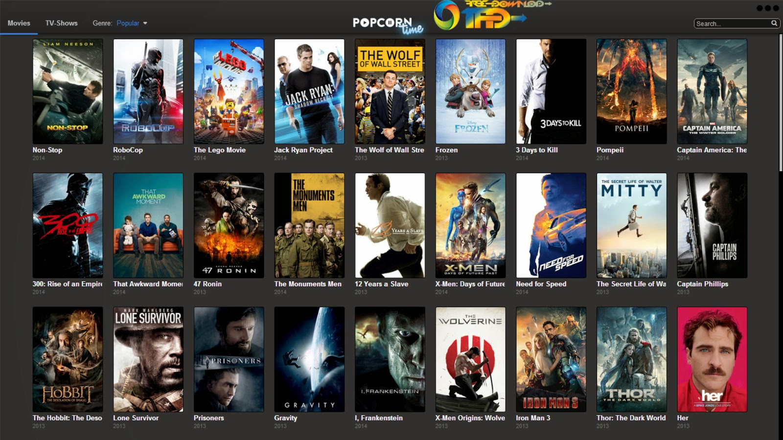 Watch up to date movies online free