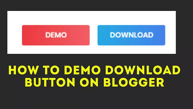 demo download button in blogger