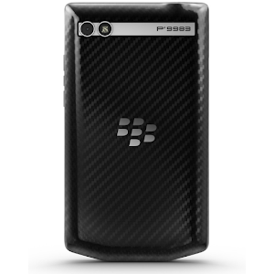 BlackBerry Porsche Design P'9983 (rear)