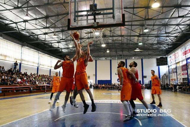 Τον Κόροιβο Αμαλιάδας αντιμετωπίζει ο Οίακας Ναυπλίου στην επανεκκίνηση του Πρωταθλήματος