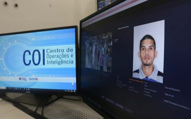 Reconhecimento Facial alcança homicida foragido em metrô na Bahia