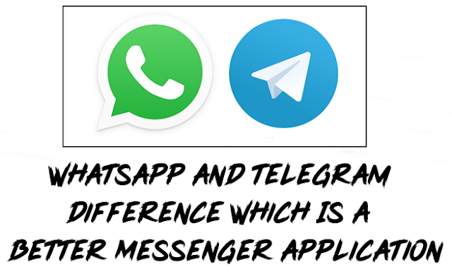 Whatsapp And Telegram Difference Which Is A Better Messenger Application