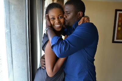 yvonne nelson with john dumelo