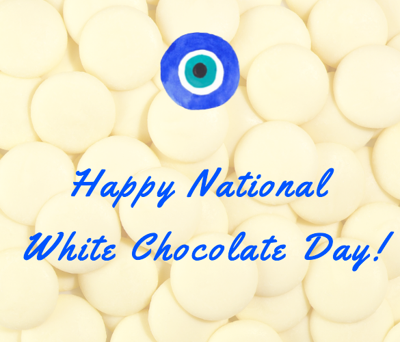 National White Chocolate Day Wishes Images download