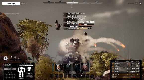 BATTLETECH PC Repack Free Download Screenshot 2