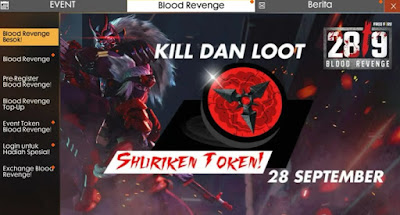 √ Cara Mendapatkan Token Dart FF Free Fire dan Token Katana 4