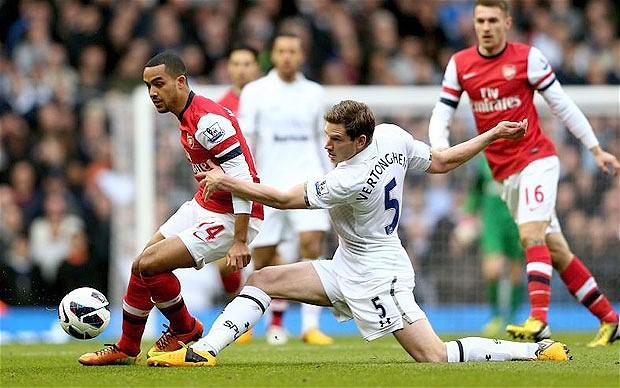 Tottenham Hotspur vs Arsenal