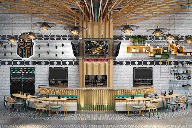 مطعم ومقهى بووهو