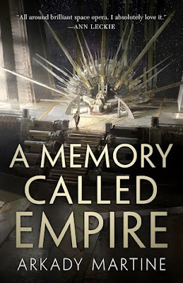Cover for A Memory Called Empire