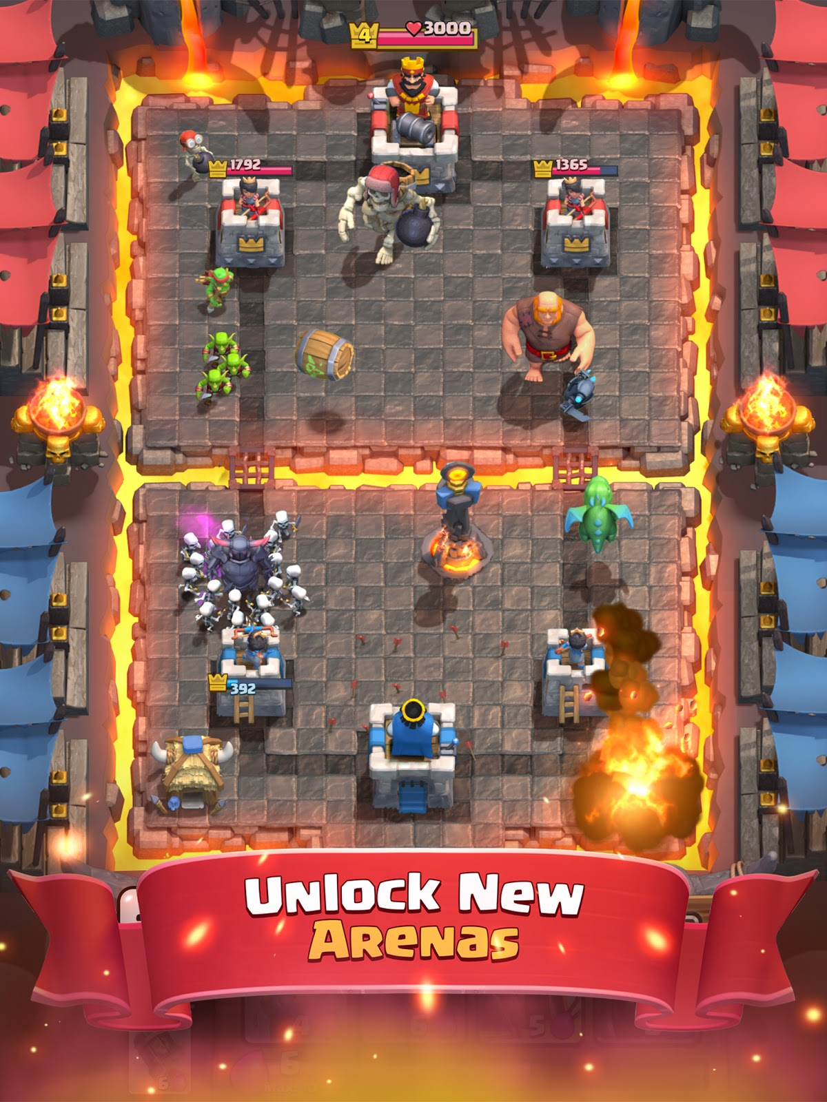 Clash Royale 2.7.1 for Android - Download