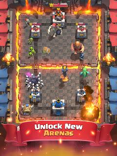 Baixar Clash Royale no Android