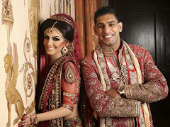 Boxer Amir Khan Wedding