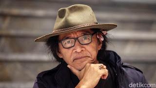 Sujiwo Tejo Sindir BuzzeRP: Untuk Hidup Enak Tak Harus Membolak-balik Fakta, Cukup Punya Otak