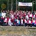 30 Calon Putri Pariwisata Gunungsitoli Gelar Aksi Sadar Wisata di Baho Gamira