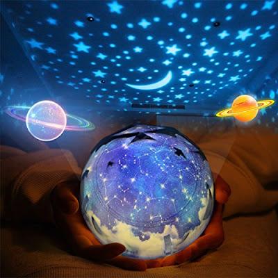 Universe Night Light Projection Lamp