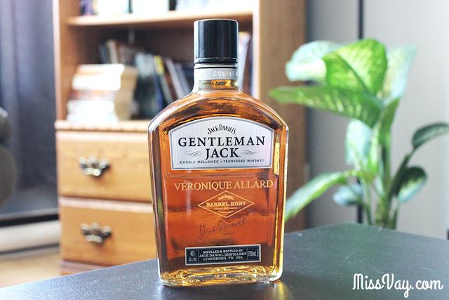 Gentleman Jack Daniel's whisky 150e anniversaire