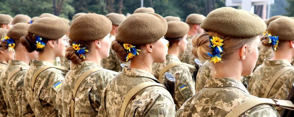 Військових зобов'яжуть не допускати сексуальних домагань
