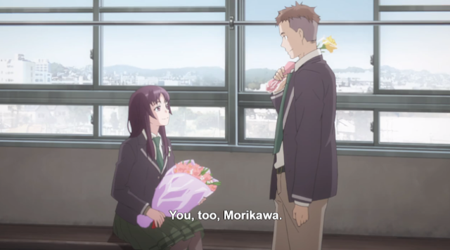 Just Because! Haruto Sōma & Hazuki Morikawa