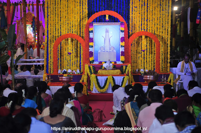 Shree-Trivikram-श्रीत्रिविक्रमपूजन-Poojan-at-Gurupurnima-utsav-गुरुपूर्णिमा उत्सव