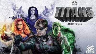 Titans Web Series Dual Audio 480p Hindi - Eng Download