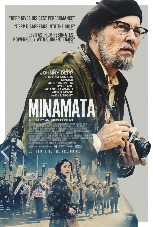minamata johnny depp poster