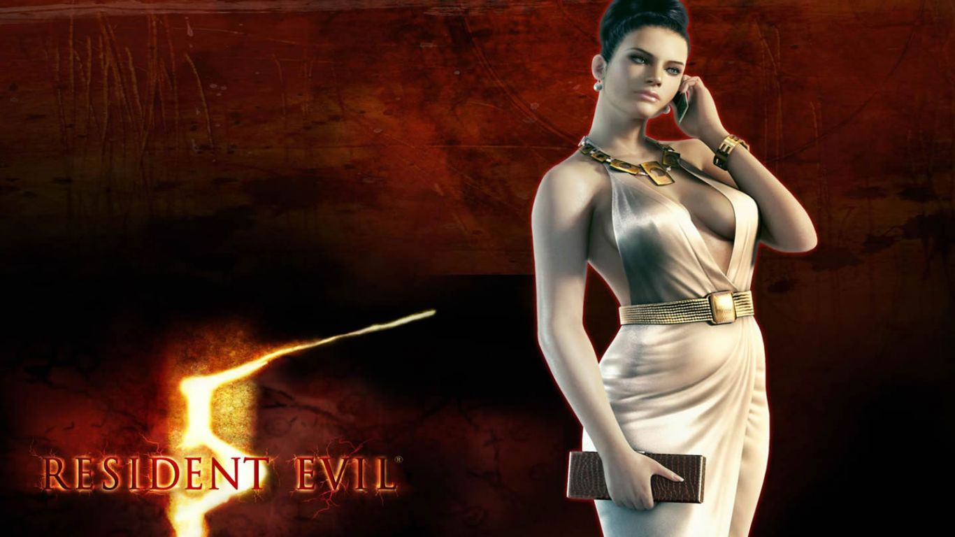Vicky Trujillo: Resident Evil 5 Wallpaper Hd