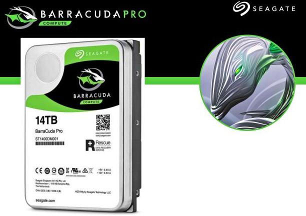 Barracuda SSD units