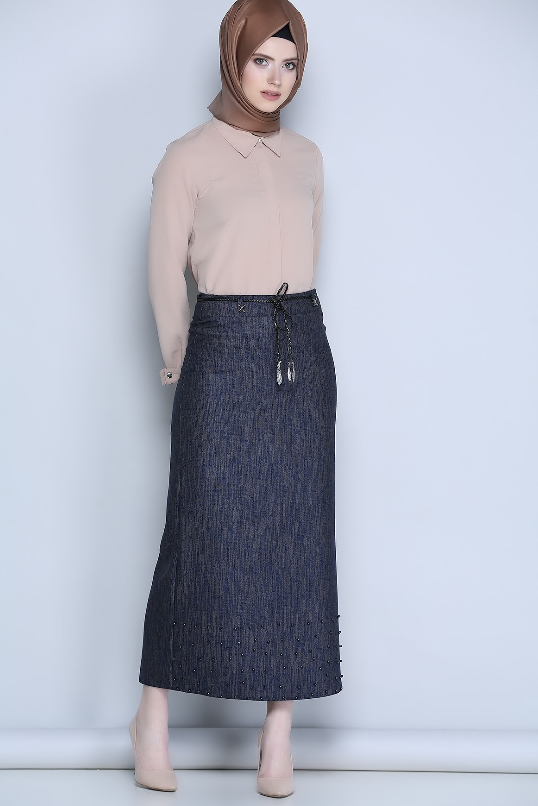 Robe longue chic ete 2018