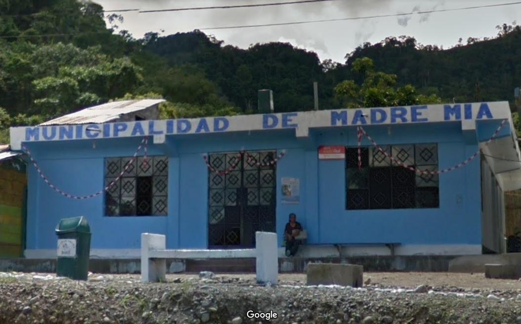 Municipalidad del Centro Poblado Madre Mía (Nuevo Progreso - Tocache)