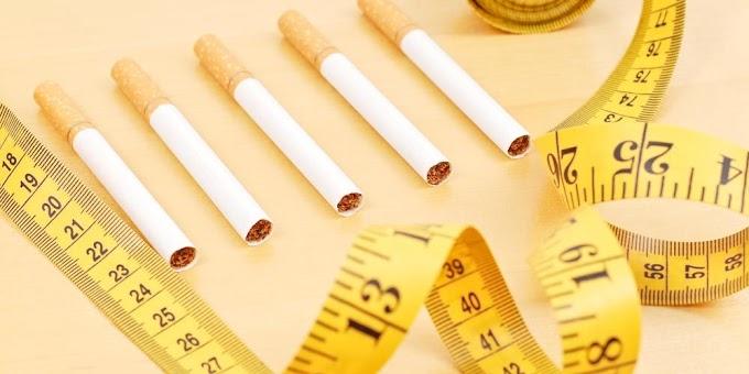 Η διακοπή του καπνίσματος αυξάνει το βάρος;