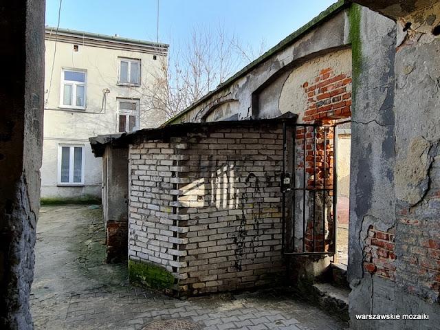 Warszawa Warsaw Kamionek Praga Południe Spółdzielnia Exempligratia Szokalski Janina Majewska architektura architecture bruk