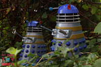 Doctor Who 'The Jungles of Mechanus' Dalek Set 34