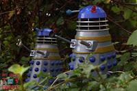 Doctor Who 'The Jungles of Mechanus' Dalek Set 34