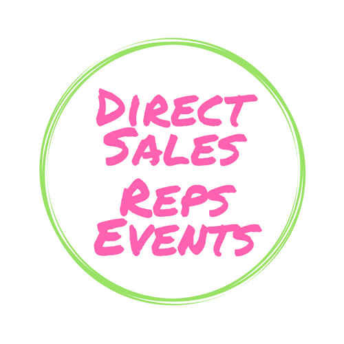Join the Direct Sales Reps Events Online Vendor Show - Sponsored Post
