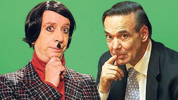 Micky Vainilla fue tendencia del debate: Del Caño sostuvo que Pichetto copia al personaje