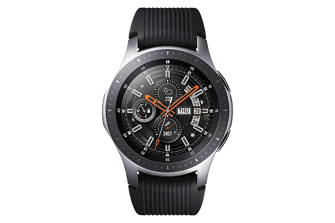 Samsung Galaxy Watch 46MM, Silver