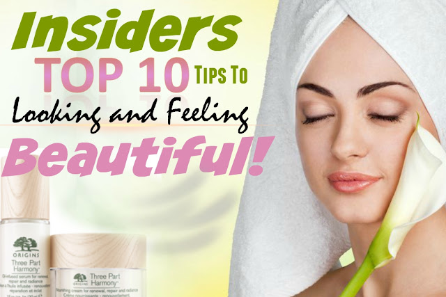 Insiders Top 10 Tips To Looking And Feeling Beautiful, By Barbies Beauty Bits