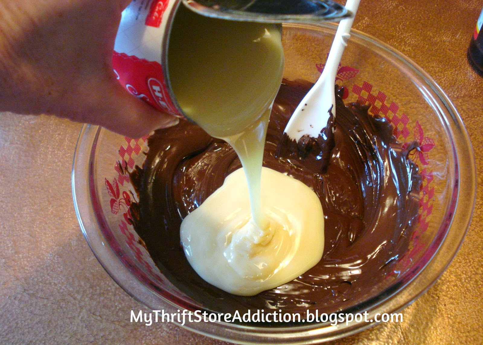 Fudge truffle recipe